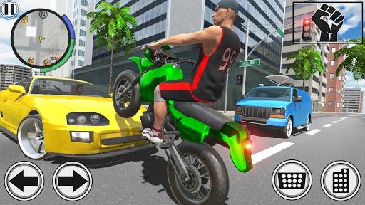 Real Gangster Crime Simulator 3D 0.3 Cheat screenshots 1