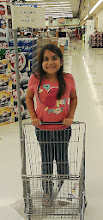 Photo: My little shopper, Bella, loves that Save Mart Supermarkets has these grocery carts for customers in training.