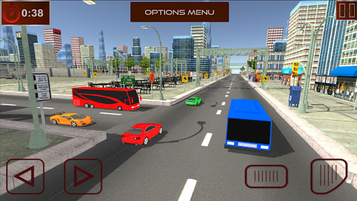 City Bus driving Sim 2018 1.1 screenshots 7