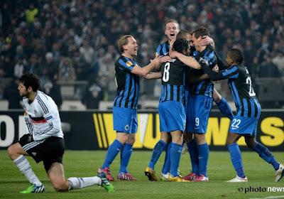 De Sutter en Bolingoli trappen Club Brugge naar historische kwartfinale