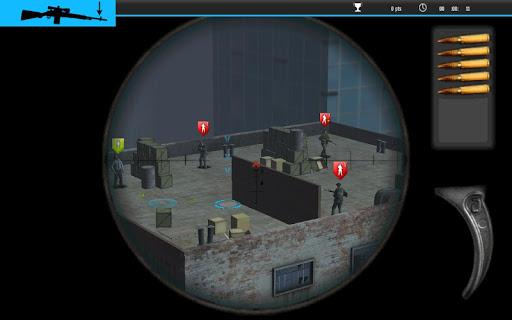 玩模擬App|军用狙击小队战免費|APP試玩