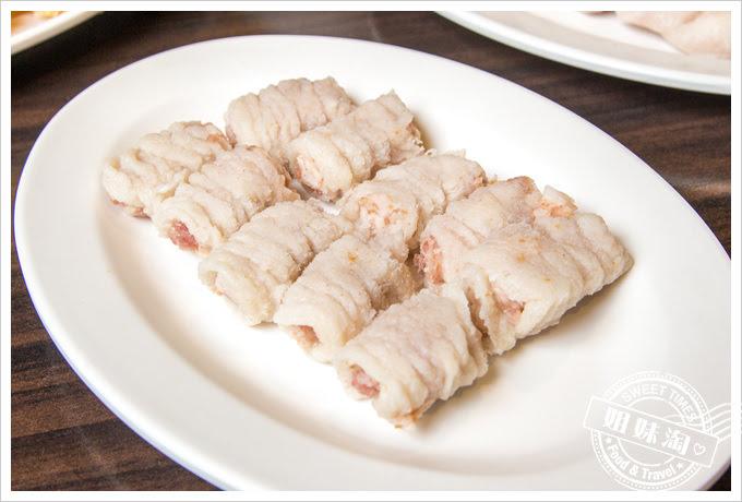 名家汕頭沙茶火鍋菜單手工魚冊