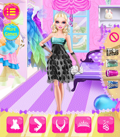 Fashion Doll - Girls Makeover 1.5 screenshot 208337