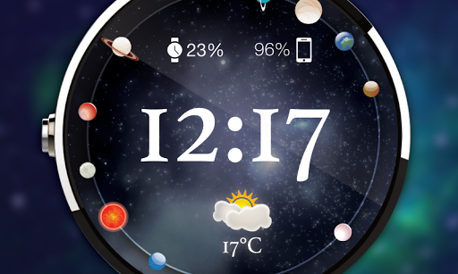 Astro Watch Face