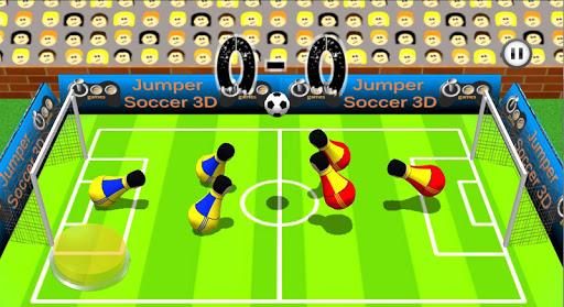 Jumper Soccer 3D