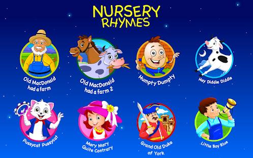Nursery Rhymes, Kids Games & Songs Free - náhled