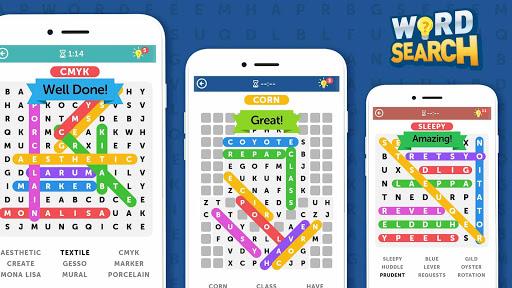 Word Search  screenshots 24