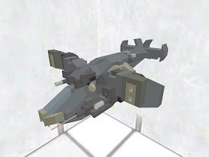 VTOL 設計模索 タイプ1β