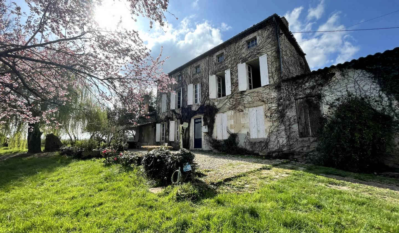 Maison avec terrasse Marmande