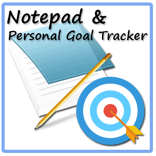 Notepad & Personal Goals Tracker