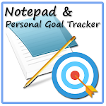Notepad & Personal Goals Tracker 1.0