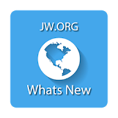 What's New JW.ORG Unofficial