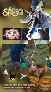 WitchSpring2 screenshot