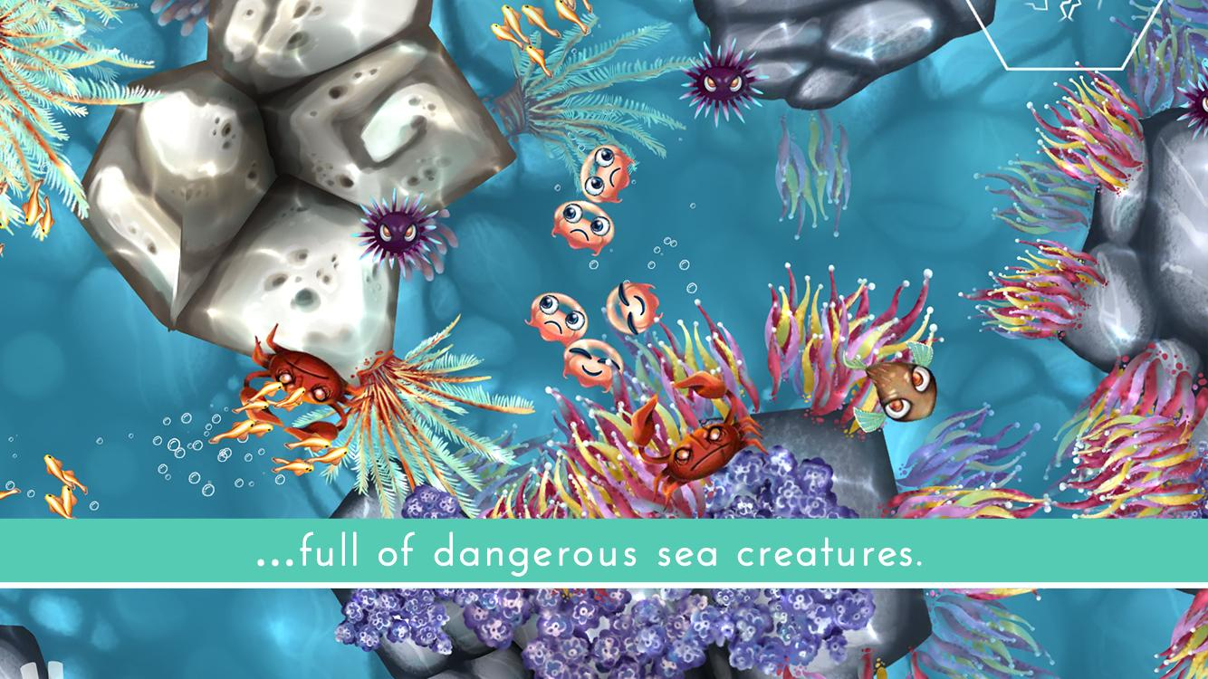 Jelly Reef- screenshot