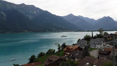 Photo: Brienz-tó nyugati vége