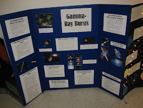 Photo: Loved this one. Though it was a bit humbling to think there's a 7th grader out  there somewhere who knew far more about gamma ray bursts than I did!