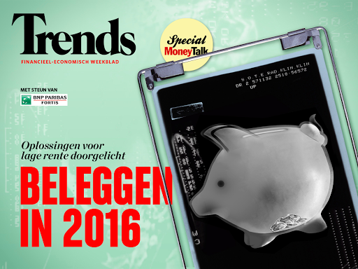 Trends Beleggen in 2016