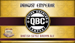 Quinn Drowsy Emperor Brown Ale