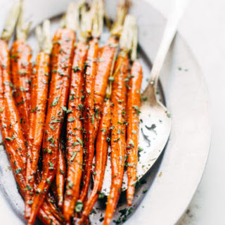 Brown Butter Honey-Glazed Carrots Recipe