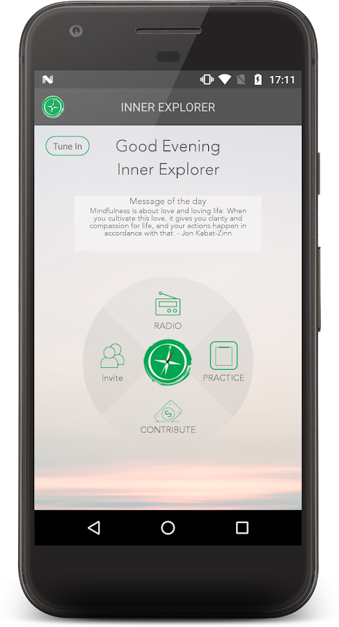 Inner Explorer: Daily Mindfulness Practice- screenshot