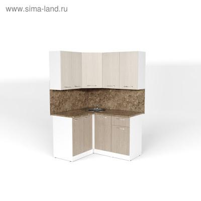 Кухонный гарнитур Ольга прайм 1 1200*1400 мм