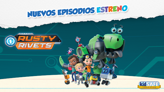 NOGGIN: Videos de Nick Jr: miniatura de captura de pantalla