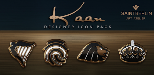 King Kaan HD Icon Pack app for Android screenshot