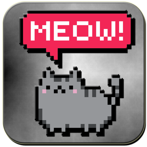 Meow Color by Number : Pixely Cat Coloring (app)