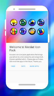 Xocolat - Icon Pack Screenshot