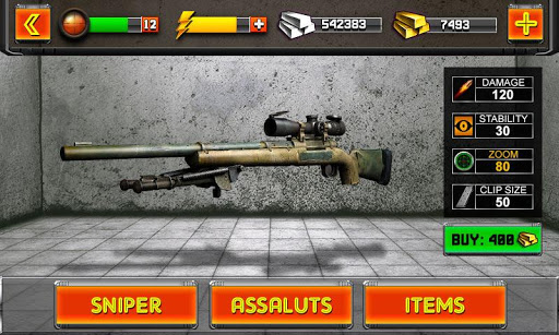 sniper 3d casino robbery