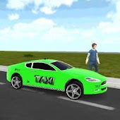 Mad Taxi Earn to Upgrade