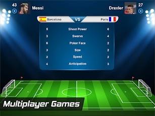 Digital Soccer screenshot for Android