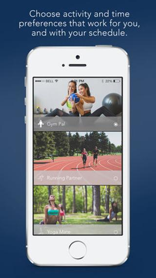 WHISTLE - Fitness Community- screenshot