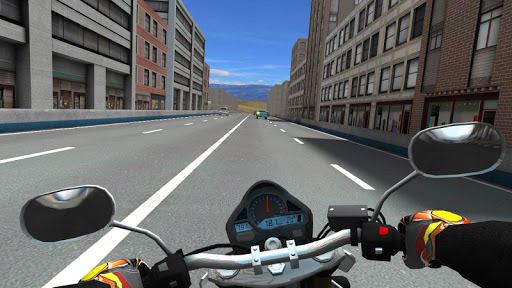 Moto Racing 3D  screenshots 5