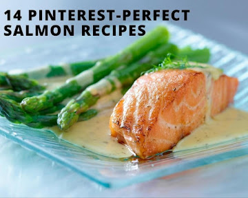 14 Pinterest-perfect Salmon Recipes