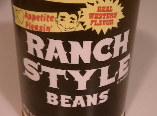 Ranch Style Bean And Dorito Skillet Dinner Recipe
