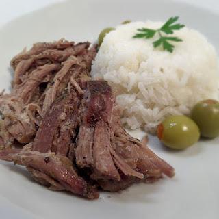 Puerto Rican Style Pork Roast / Pernil