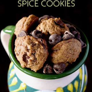Mexican Chocolate Spice Cookies Recipe