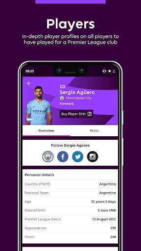 Premier League - Official App 2.2.6.1497 screenshots 6