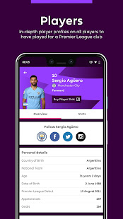 Premier League - Official App - Apps on Google Play