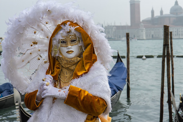 Arancione a Venezia di Fabio6018