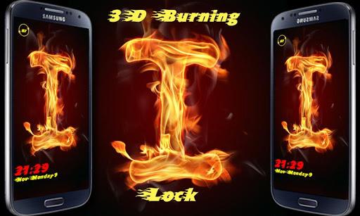 Fire I Lock
