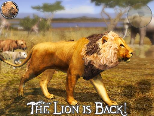 Ultimate Lion Simulator 2 screenshot 7