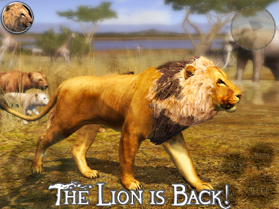 Ultimate Lion Simulator 2 Pro Apk v1 6