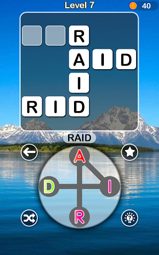 Classic Words Puzzle - Wordscape Game:Word Connect 1.5 screenshots 1