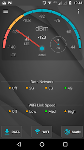 Signal Strength- screenshot thumbnail