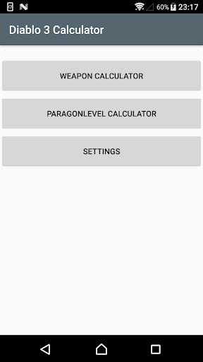 Diablo 3 Weapon Calculator 1.1.0 screenshots 1