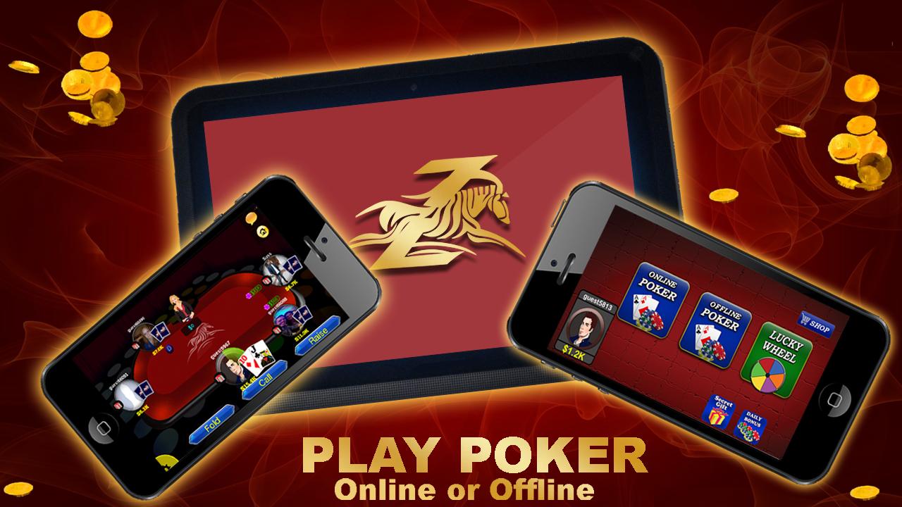 Poker App Offline