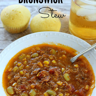 Brunswick Stew With Chicken Lima Beans Recipes