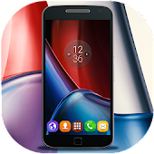 Moto G5 Plus Launcher Theme
